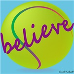 Believe (tennis ball)