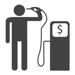Petrol Gun To The Head
