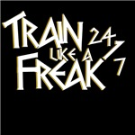 train like a freak