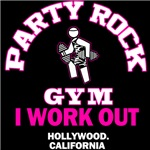 party rock gym