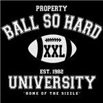 ball so hard university