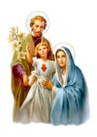 The Holy Family (Style 2)