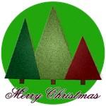 Three Trees Merry Christmas BB