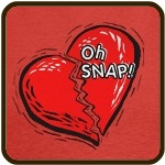 Oh Snap! Broken Heart / Anti-Valentine