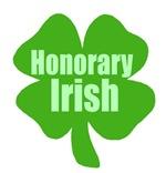 Honorary Irish St Patrick's Day T-shirts Novelties
