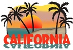 California Beaches T-shirts and Gifts