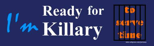 Unready for Hillary!