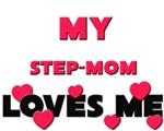 My STEP-MOM Loves Me