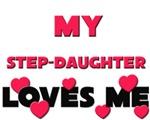 My STEP-DAUGHTER Loves Me