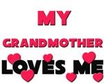 My GRANDMOTHER Loves Me