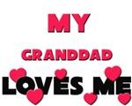 My GRANDDAD Loves Me