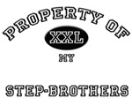 Property of my STEP-BROTHER