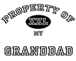 Property of my GRANDDAD