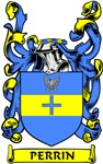PERRIN Coat of Arms
