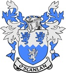 O'SCANLAN 1 Coat of Arms