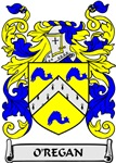 O'REGAN Coat of Arms