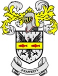 O'RAFFERTY Coat of Arms