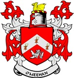 O'MEEHAN Coat of Arms