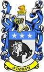 O'DORAN Coat of Arms