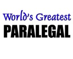 Worlds Greatest PARALEGAL