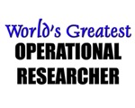 Worlds Greatest OPERATIONAL RESEARCHER