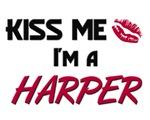 Kiss Me I'm a HARPER