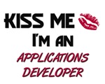 Kiss Me I'm a APPLICATIONS DEVELOPER