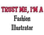 Trust Me I'm a Fashion Illustrator