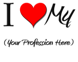 I Heart My Profession