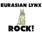 Eurasian Lynx Rock!