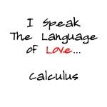 Calculus Love Language
