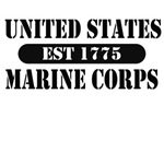 The Marines Est 1775