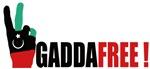 Libya Victory Hand - End of Gaddafi