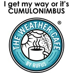 My Way Cumulonimbus (White)