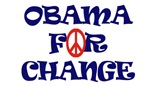 Obama for Change Tees
