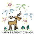 CANADA DAY: HAPPY BIRTHDAY