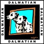 DALMATIAN STAMPS