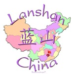 Lanshan, China