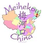 Meihekou, China