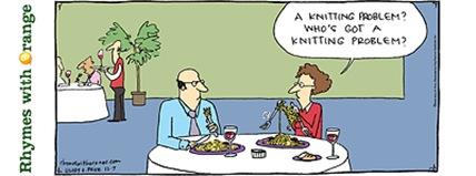 Knitting Problem