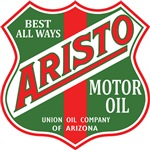 Vintage Aristo Motor Oil products