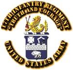 COA - 17th Infantry Regiment