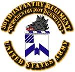 COA - 30th Infantry Regiment