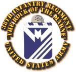 COA - Infantry - 38th Infantry Regiment