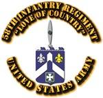 COA - 58th Infantry Regiment