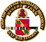 Army - DS - 43rd Air Defense Artillery Regiment  W