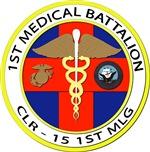 USMC - 1st Medical Battalion