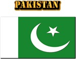 Pakistan Flag  w Txt