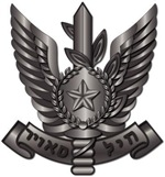 Israel -  Air Force Hat Badge - No Text