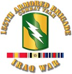 155th Armored BCT w Iraq SVC